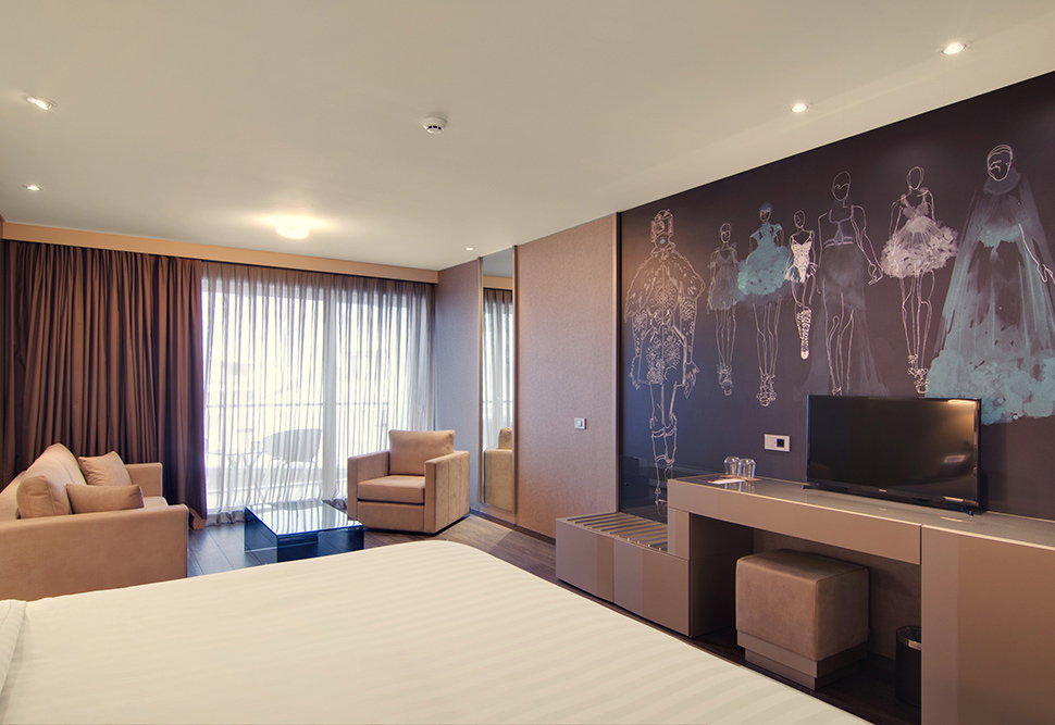 """SAZ Hotel"""