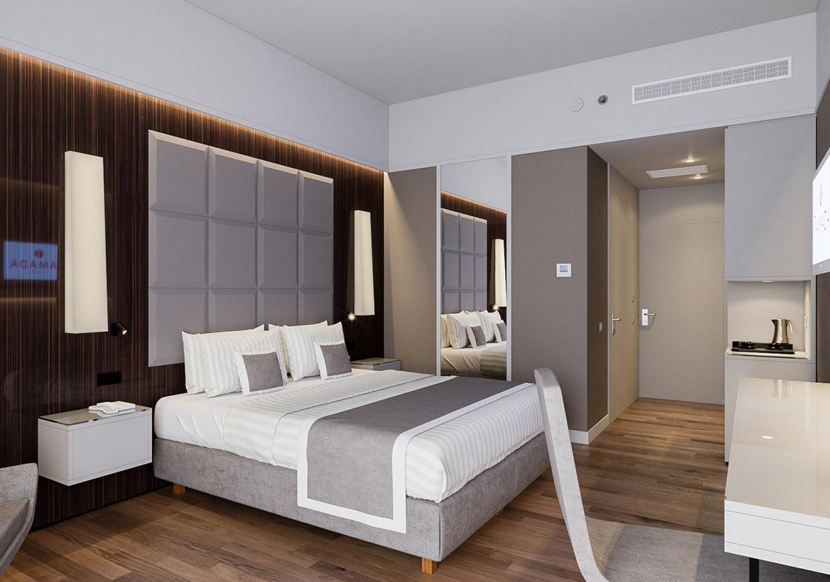 """Ramada Plaza Thraki"" hotel, Alexandroupoli"